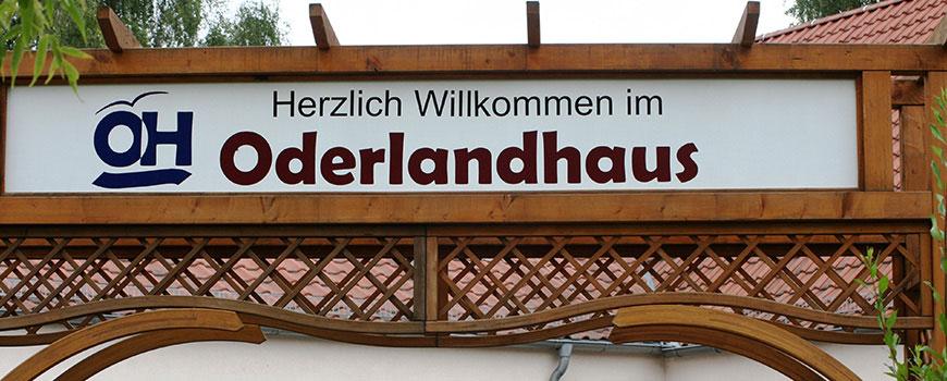 Oderlandhaus